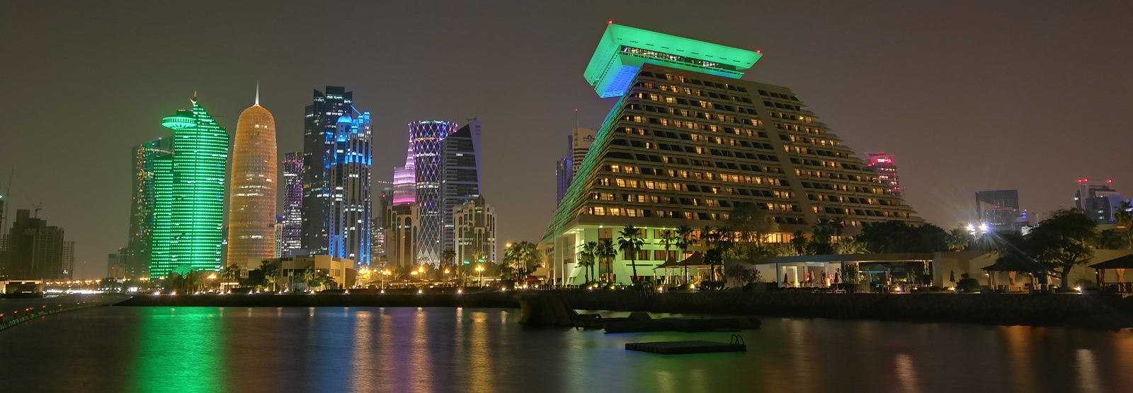 Doha, Qatar (Photo: Nikolovskii/Flickr)