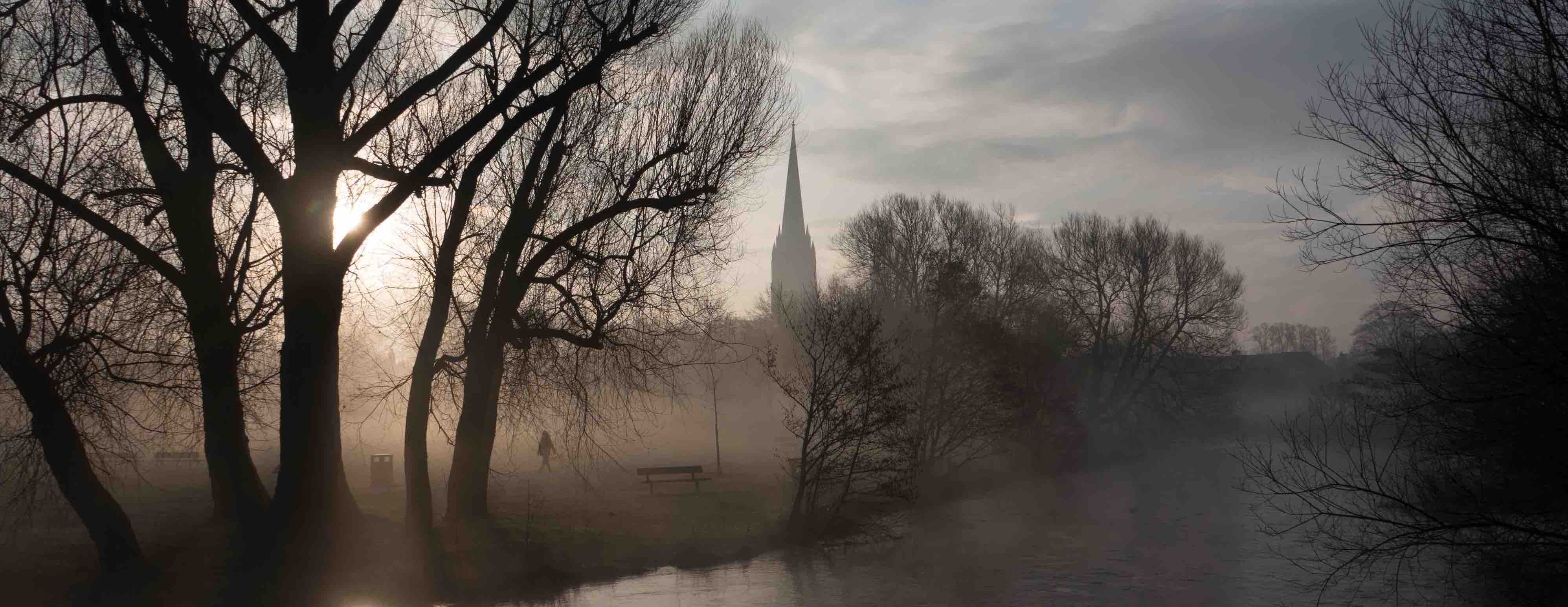Salisbury, where Sergei and Yulia Skripal were targeted with a lethal nerve agent (Photo: Matt Cardy/Getty)