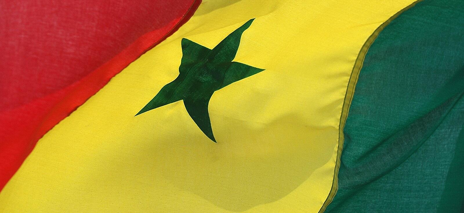 Senegal flag (Photo: Godong/UIG via Getty)
