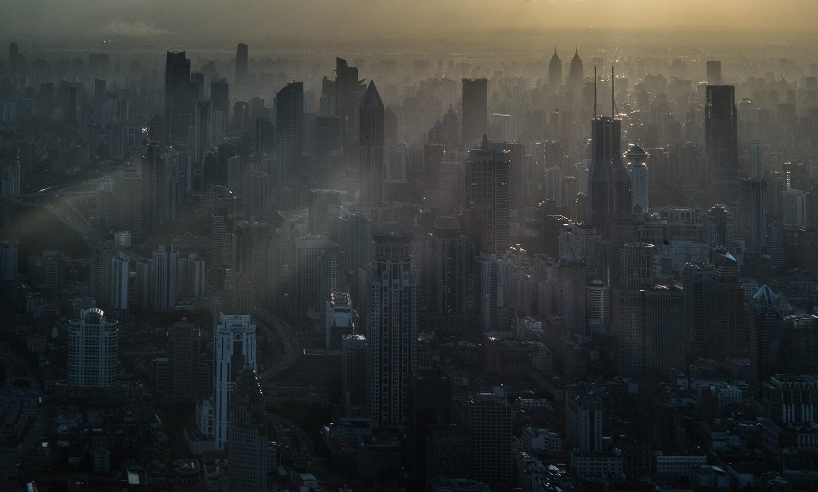 Shanghai, China (Photo: Lei Han/Flickr)