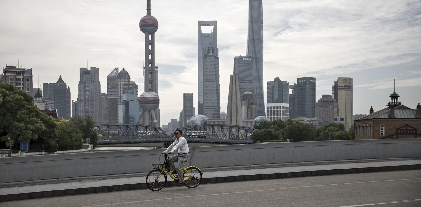 Shanghai skyline (Photo: Qilai Shen/ Getty Images)