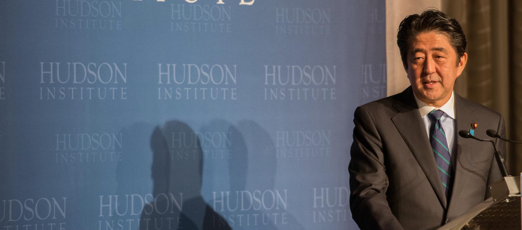 Photo: Hudson Institute/Flickr