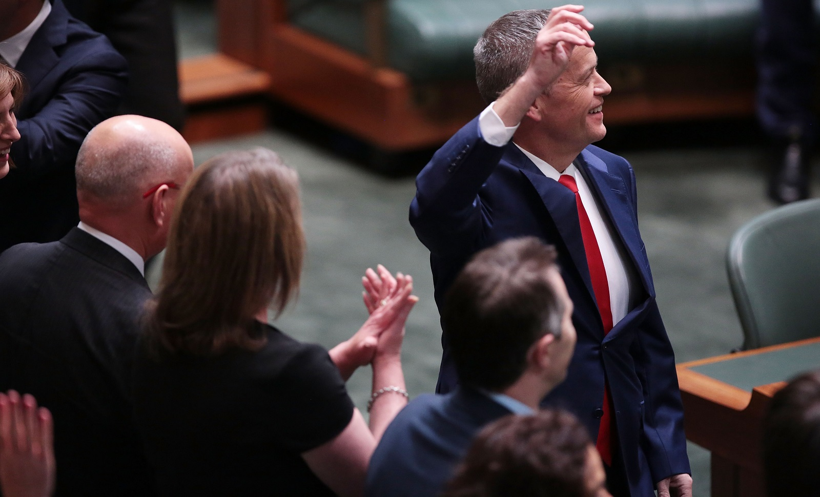 ALP leader Bill Shorten (Photo: Stefan Postles/Getty Images)