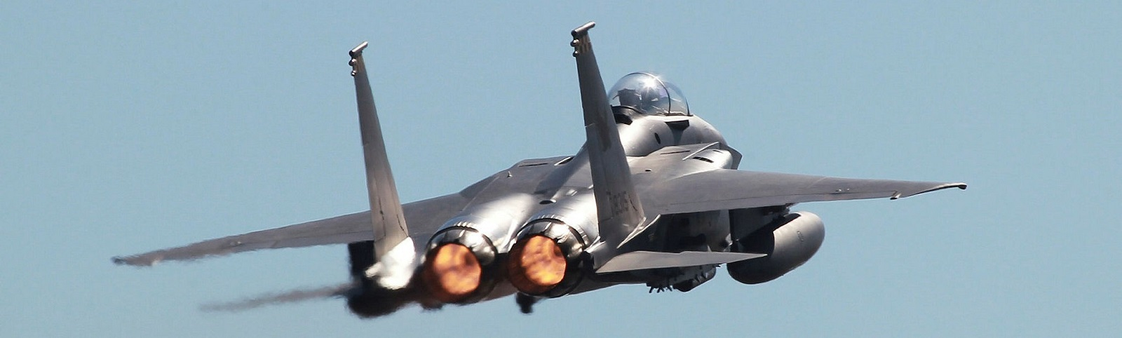 A Republic of Singapore Air Force F-15 (Photo: Australian Defence Image Library)