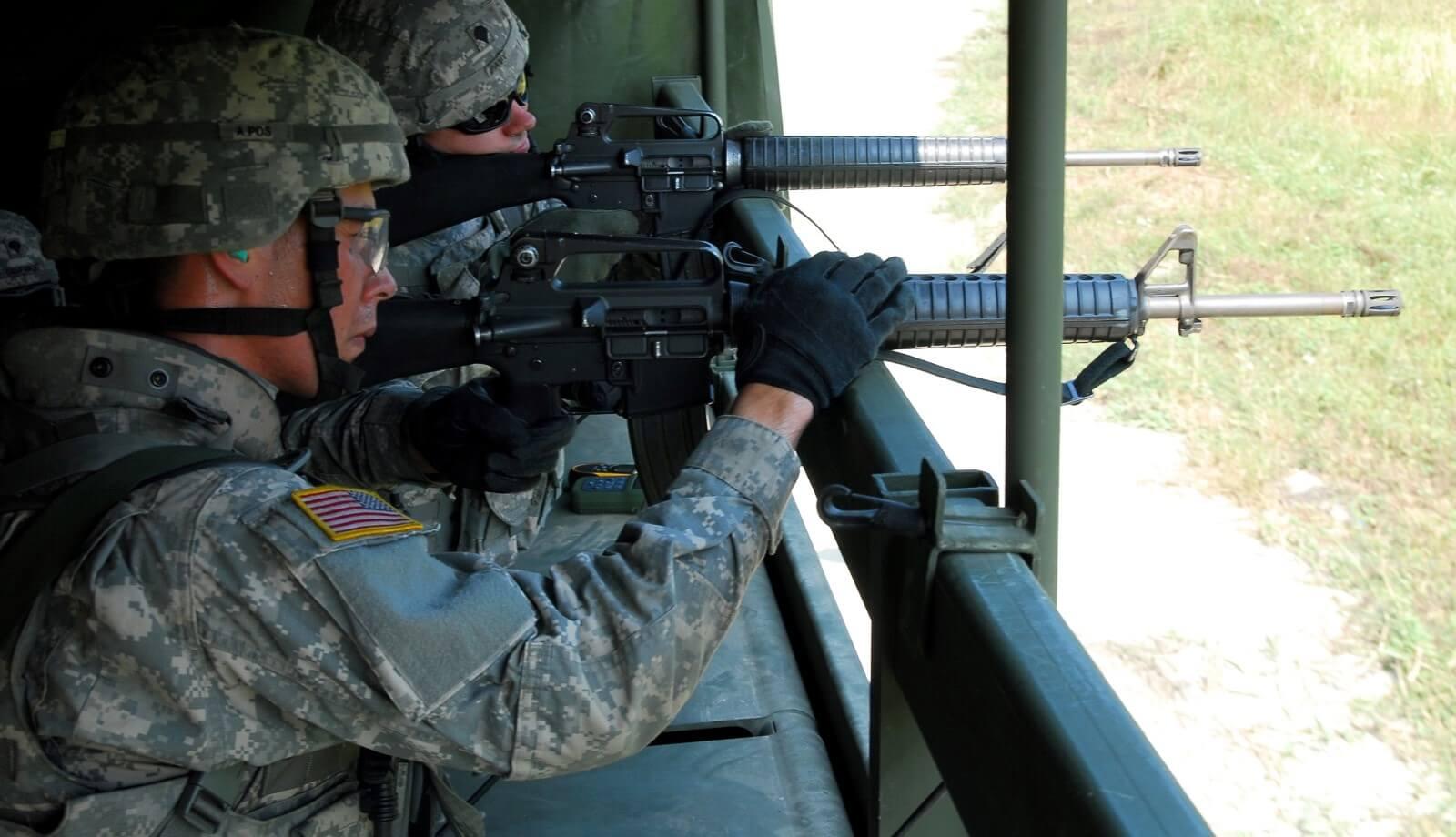 US soldiers at Camp Humphreys, Pyeongtaek, South Korea (Photo: USAG-Humphreys/Flickr)