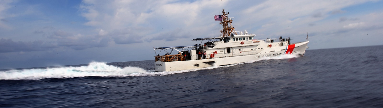 USCG Cutter William Flores (Photo: Joe Raedle/Getty Images)