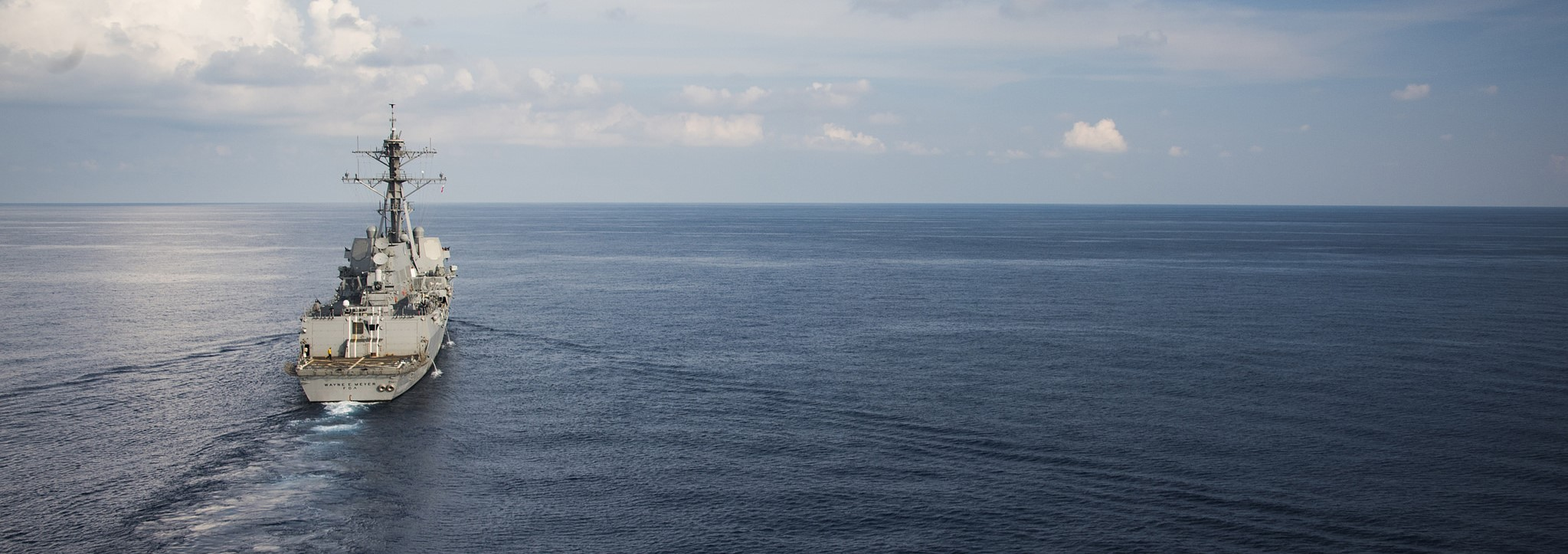 Flickr/US Pacific Fleet