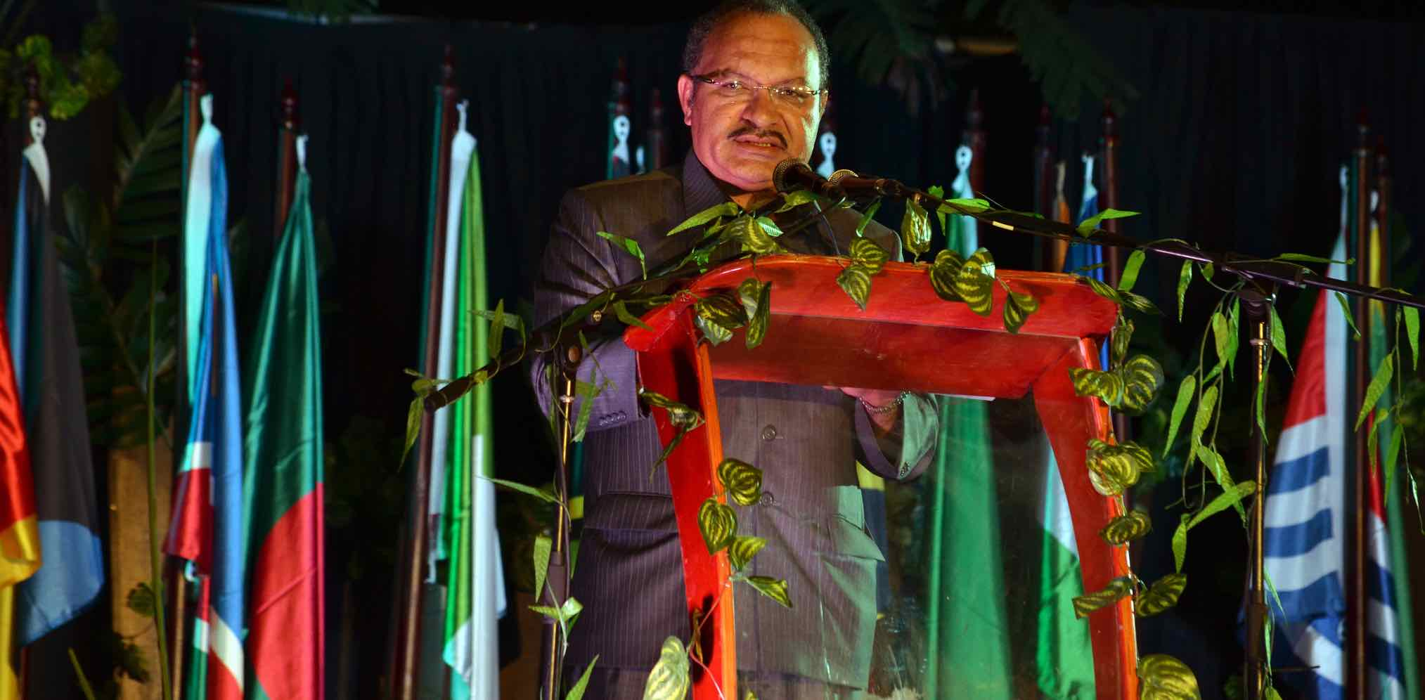 PNG Prime Minister Peter O'Neill (Photo: Commonwealth Secretariat/Flickr)