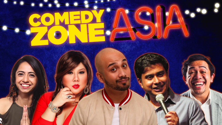 Comedians performing at the Melbourne International Comedy Festival (Photo: Melbourne International Comedy Festival)