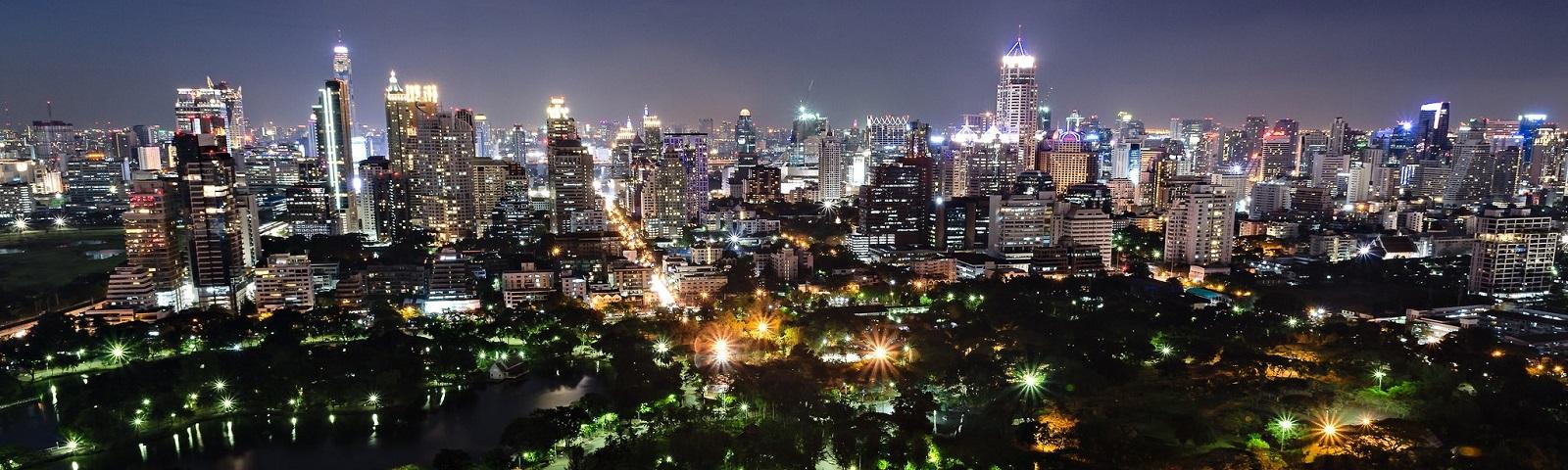 Bangkok skyline (Photo: Flickr/ Hatoriz Kwansiripat)