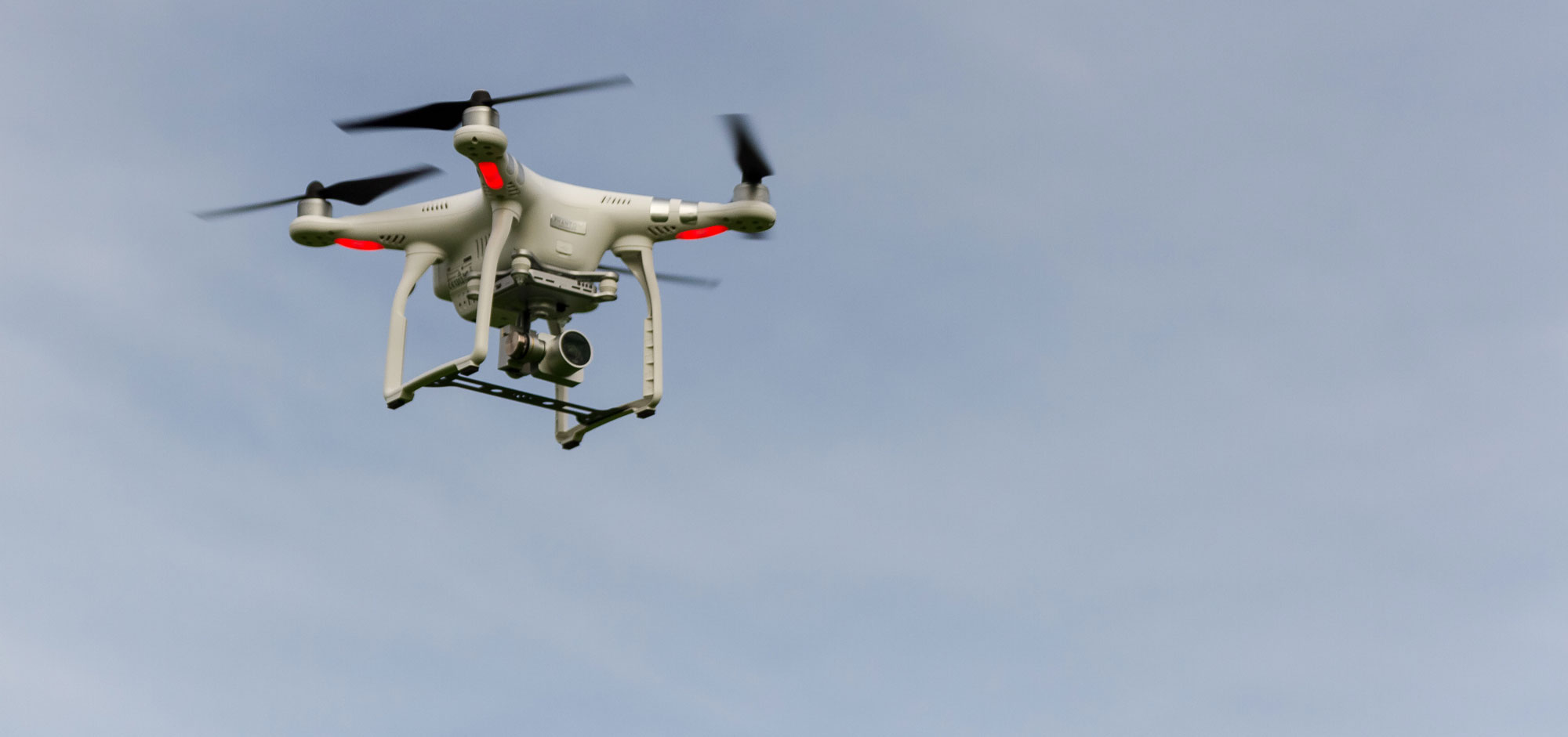 DJI Phantom drone. Photo: flickr user Lee