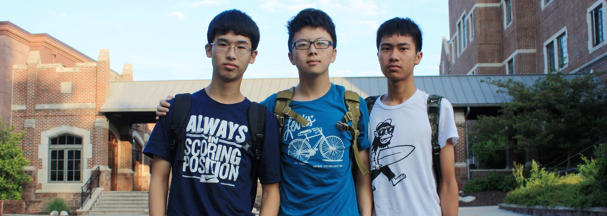 Chinese students at a summer program at the Hill School in Pottstown, Pennsylvania (Photo: Flickr/Montgomery County)