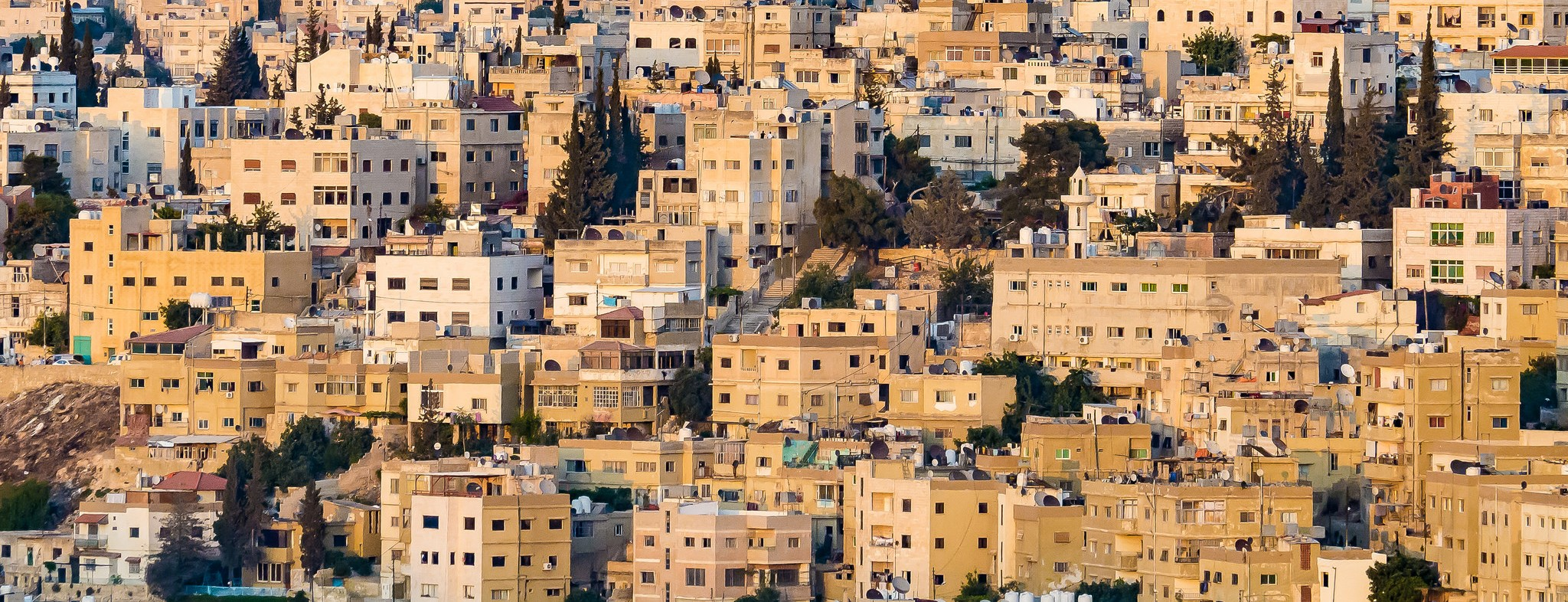 Amman, Jordan, June 2015 (Photo: Flickr/Edgardo W. Olivera)