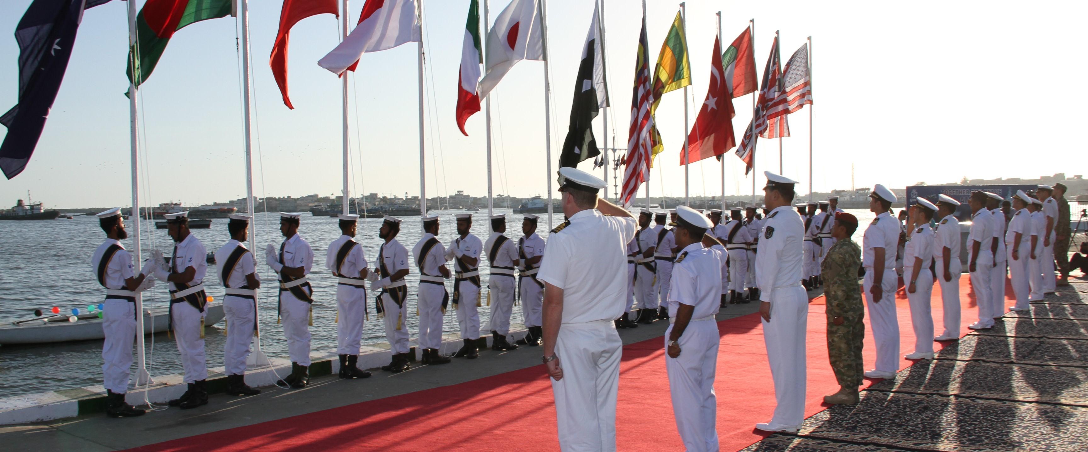 Photo: Pakistan Navy