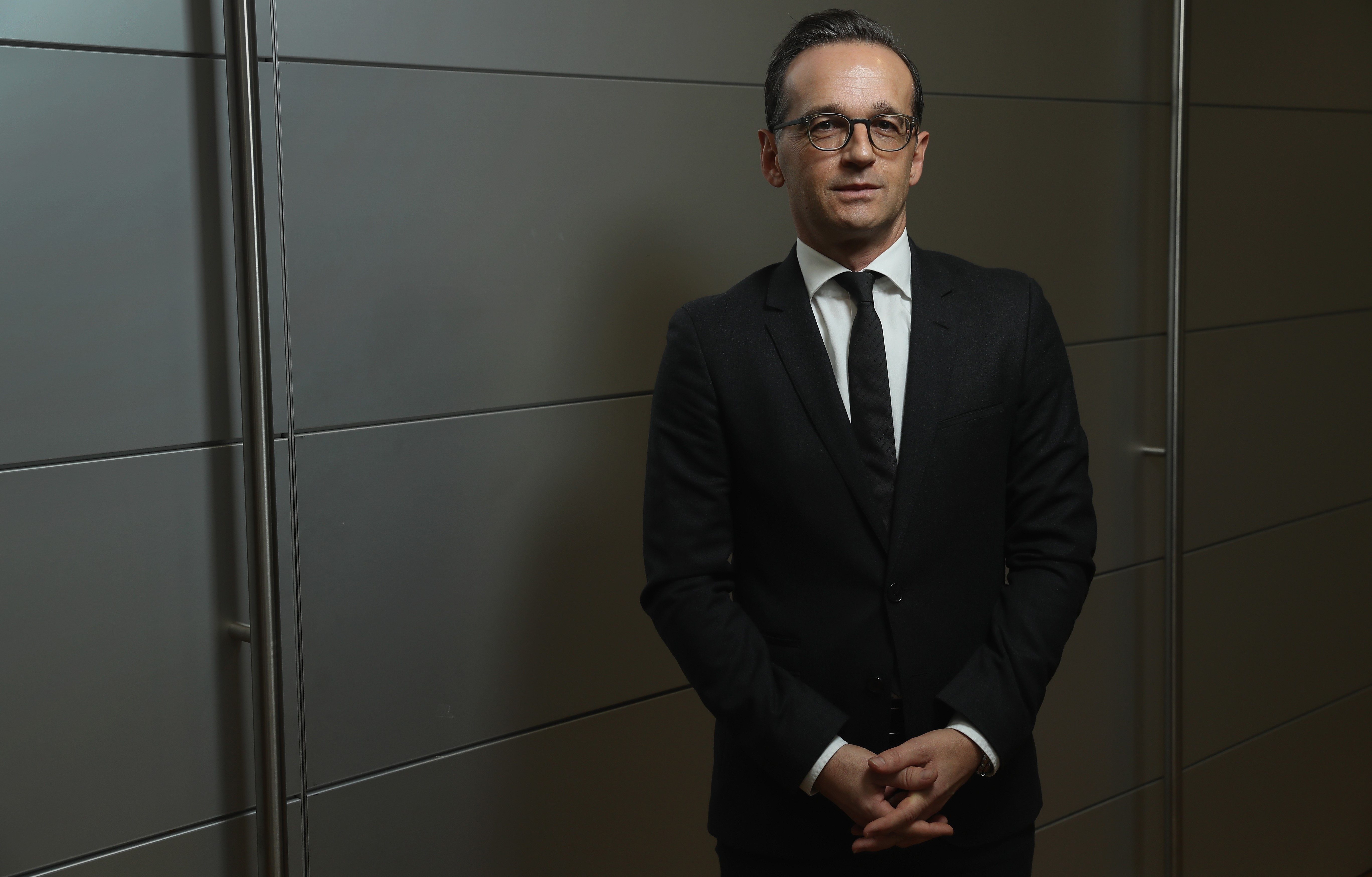 Germany's Justice and Consumer Protection Minister Heiko Maas (Photo: Getty Images/Sean Gallup)