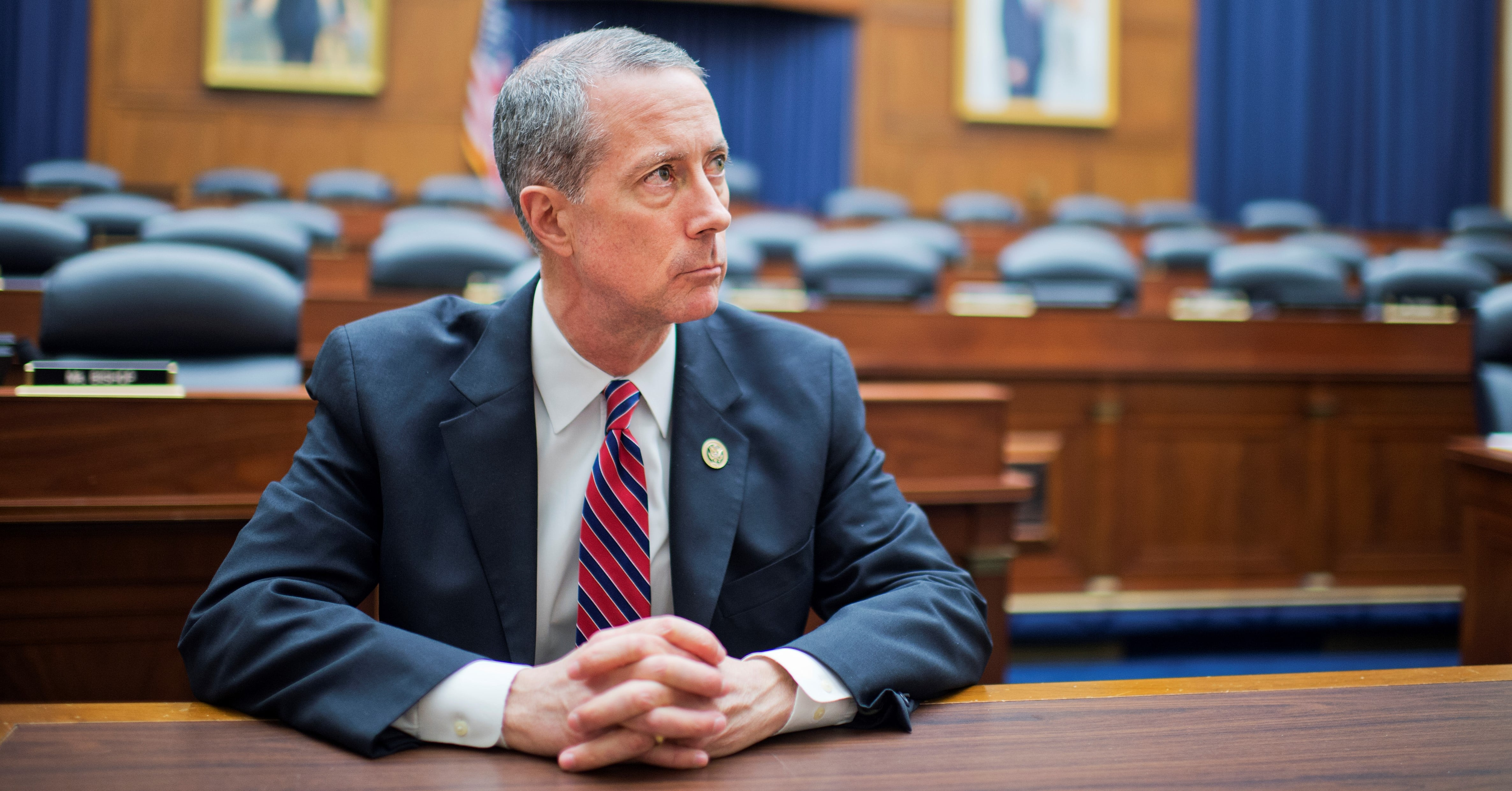 House Armed Services Committee Chairman Mac Thornberry, 2015 (Photo: Getty Images/Tom Williams)