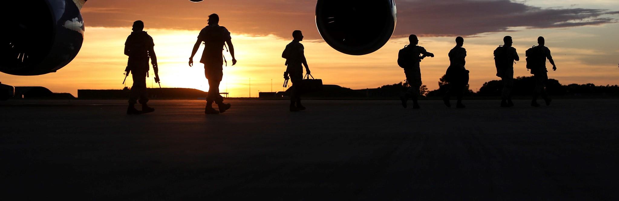 US troops arrive in Darwin, 2016 (Photo: Flickr/Department of Defense)
