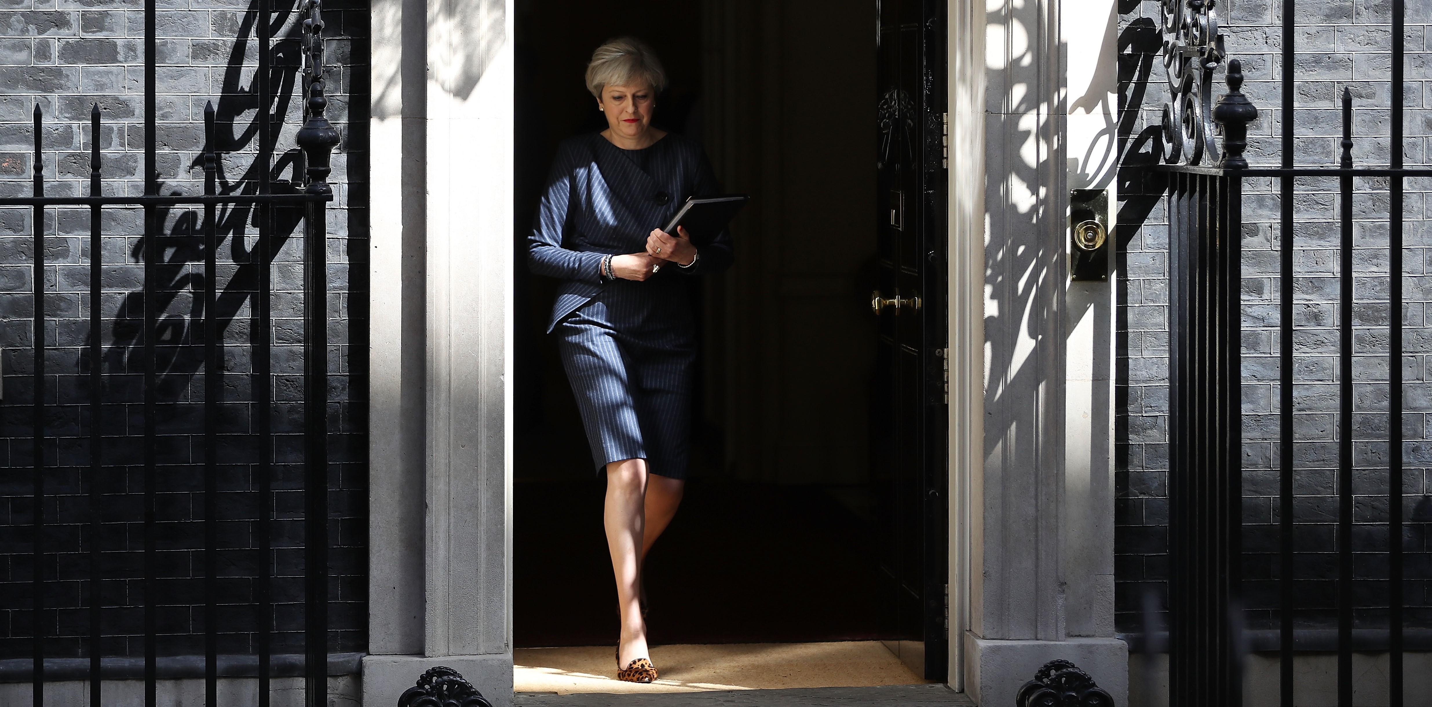 Photo: Getty Images/Dan Kitwood