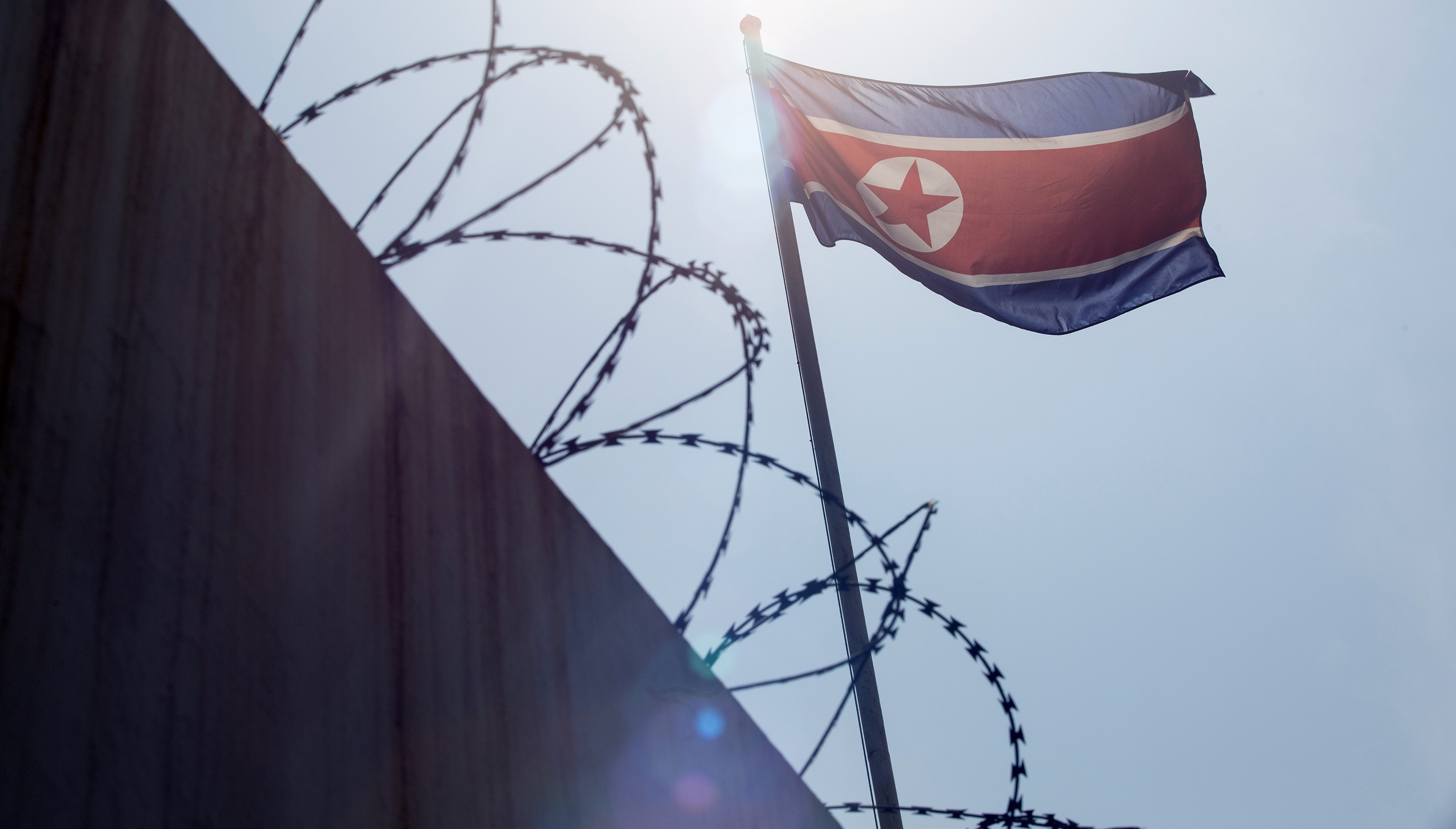 The North Korean embassy in Kuala Lumpur, March 2017 (Photo: Getty Images/Anadolu Agency)
