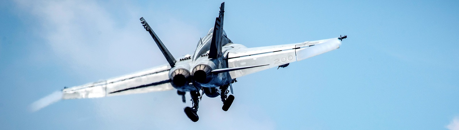 A US F-18 Super Hornet shot down a Syrian government SU-22 overnight (Photo: US Dept of Defense)