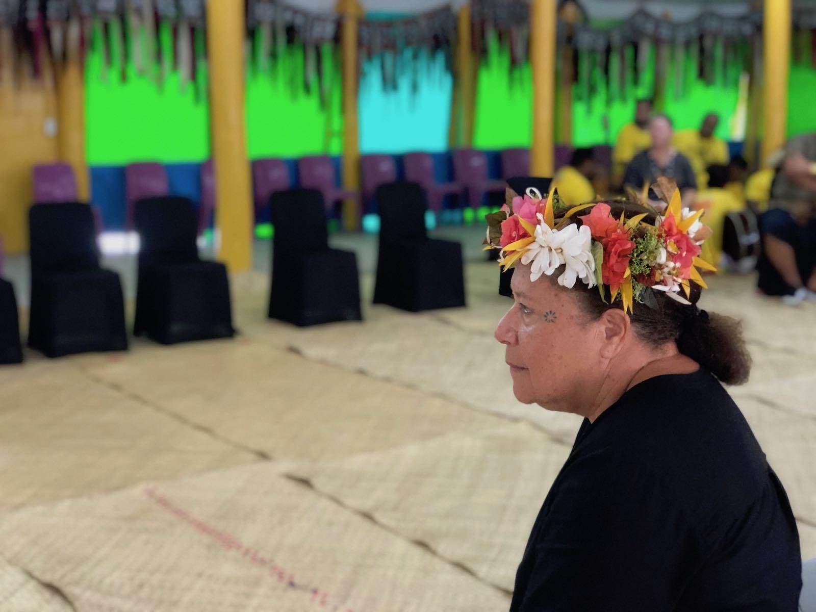 Tuvalu for the Pacific Islands Forum (Photo: Pacific Island Forum Secretariat)
