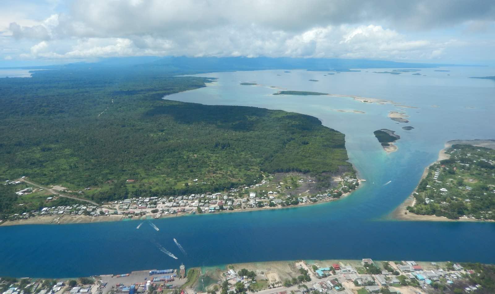 Buka, capital of Bougainville (Photo: Annmaree O'Keeffe)