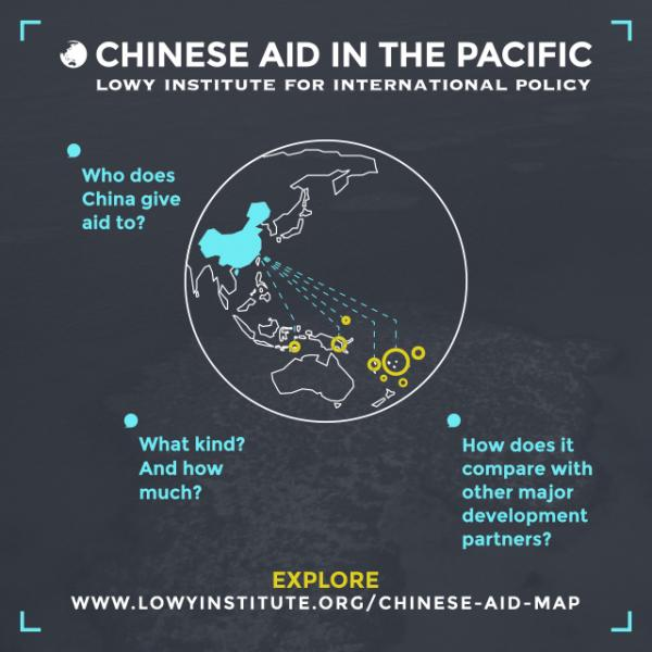 Ming Chinese Aid In The Pacific