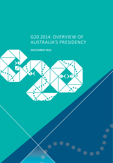 Australia's G20 overview for 2014