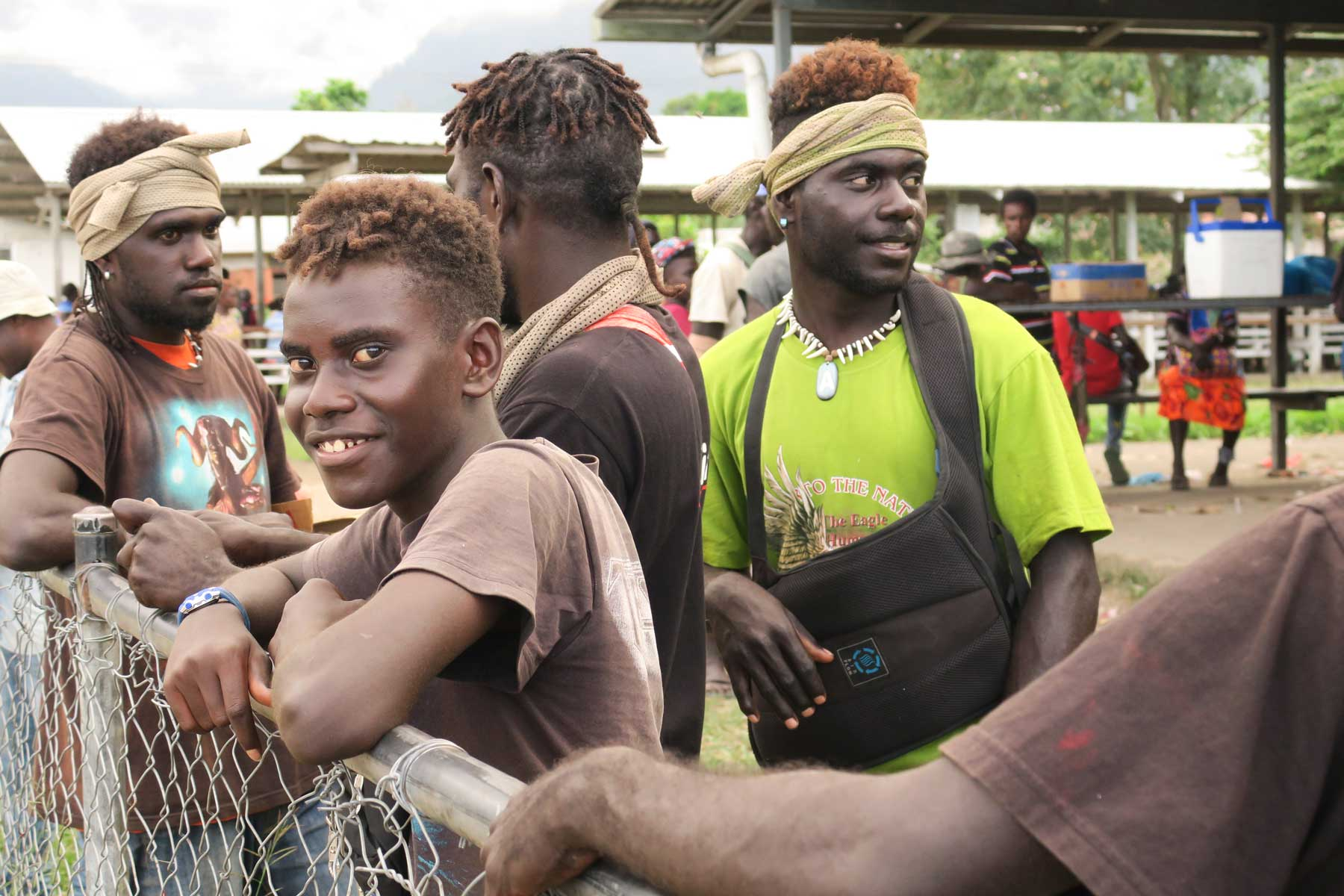 Educating and mobilising a 'lost generation' of younger people disenfranchised by the war is critical to Bougainville becoming an independent, economically viable nation