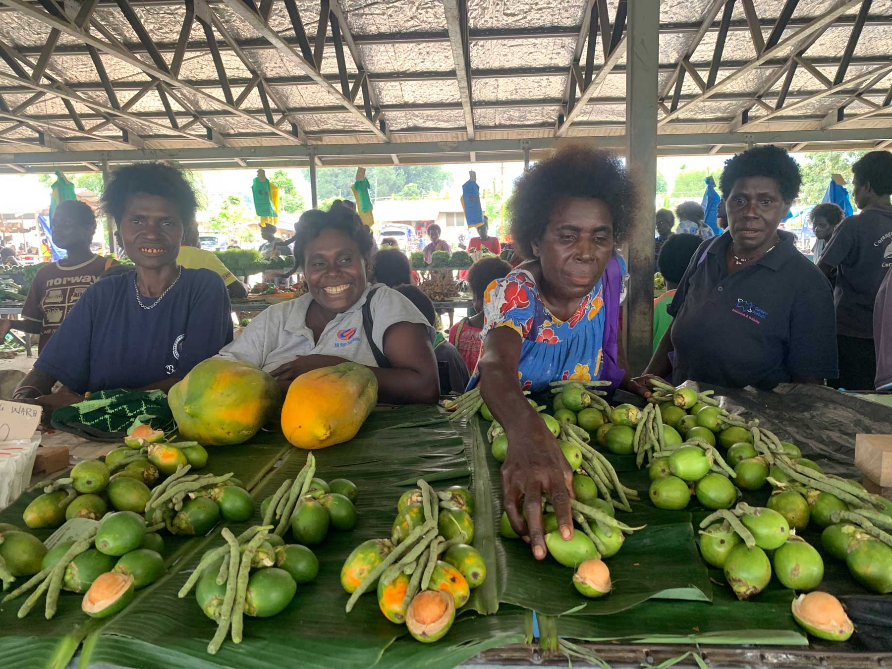 Bougainville is largely 'referendum ready' and its people are expected to vote overwhelmingly for independence in the November referendum (Photo: Ben Bohane/Wakaphotos.com)