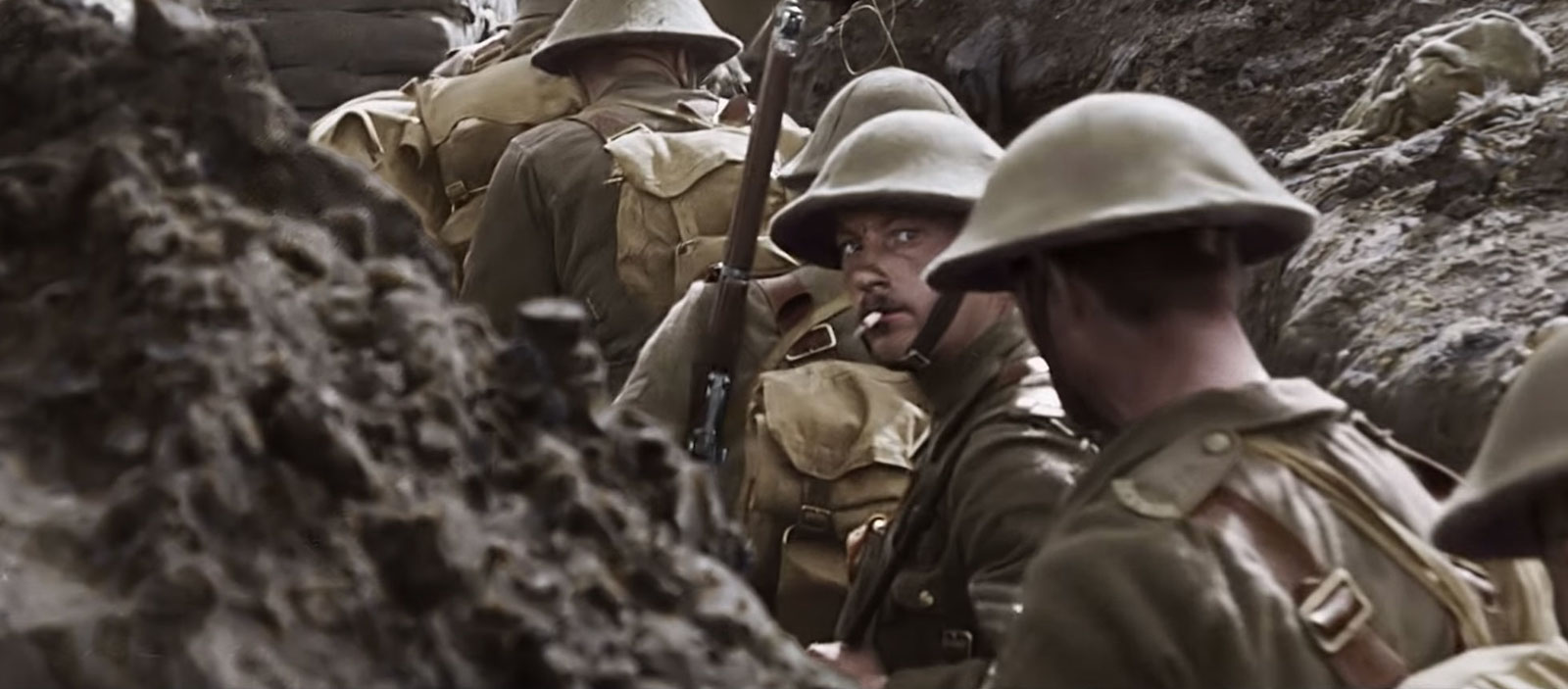 Peter Jackson draws on archives of original film footage to give veterans a voice
