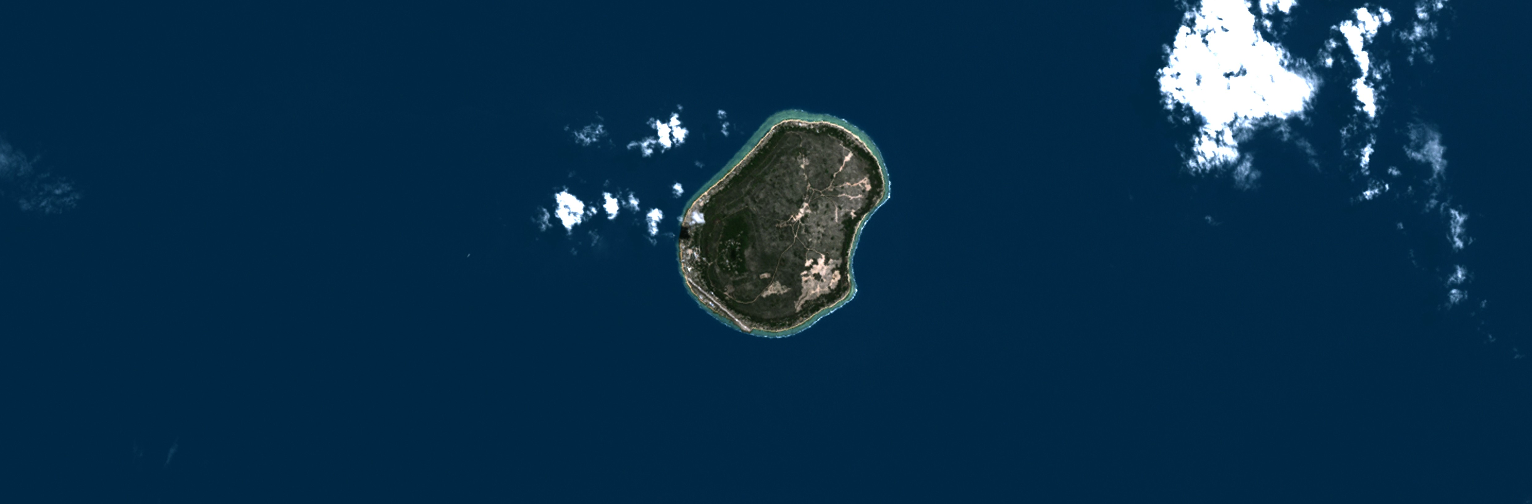 Nauru in 1999 (Photo: Getty Images/Planet Observer/Universal Images Group)