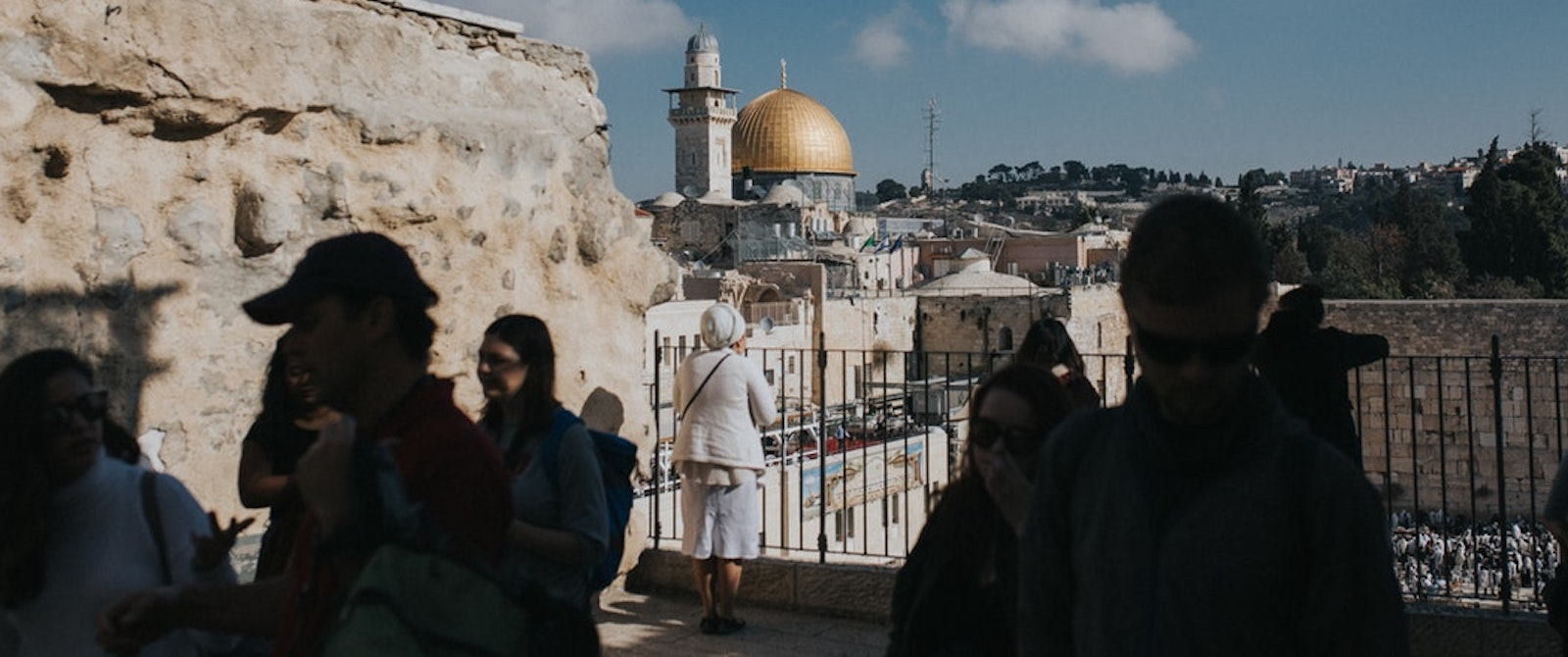 West Jerusalem (Photo: Cole Keister/ unsplash)