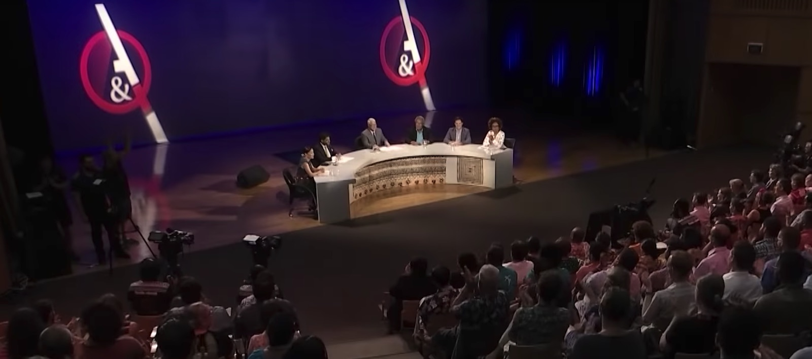 A must-watch for political junkies, ABC's Q&A broadcasts an episode from Fiji on 2 December