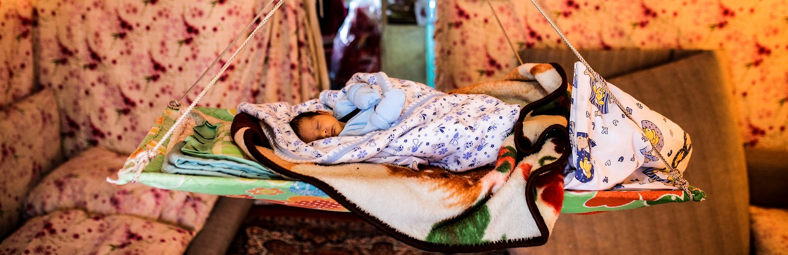 Syrian refugee camp in Turkey (Photo courtesy of European Parliament)