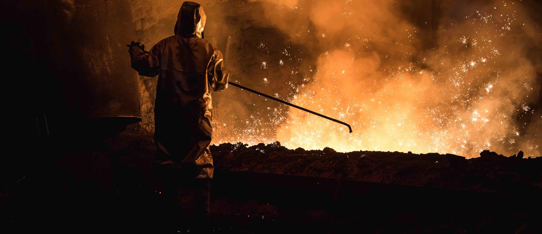 ThyssenKrupp steelworks (Photo: Lukas Schulze/Getty)