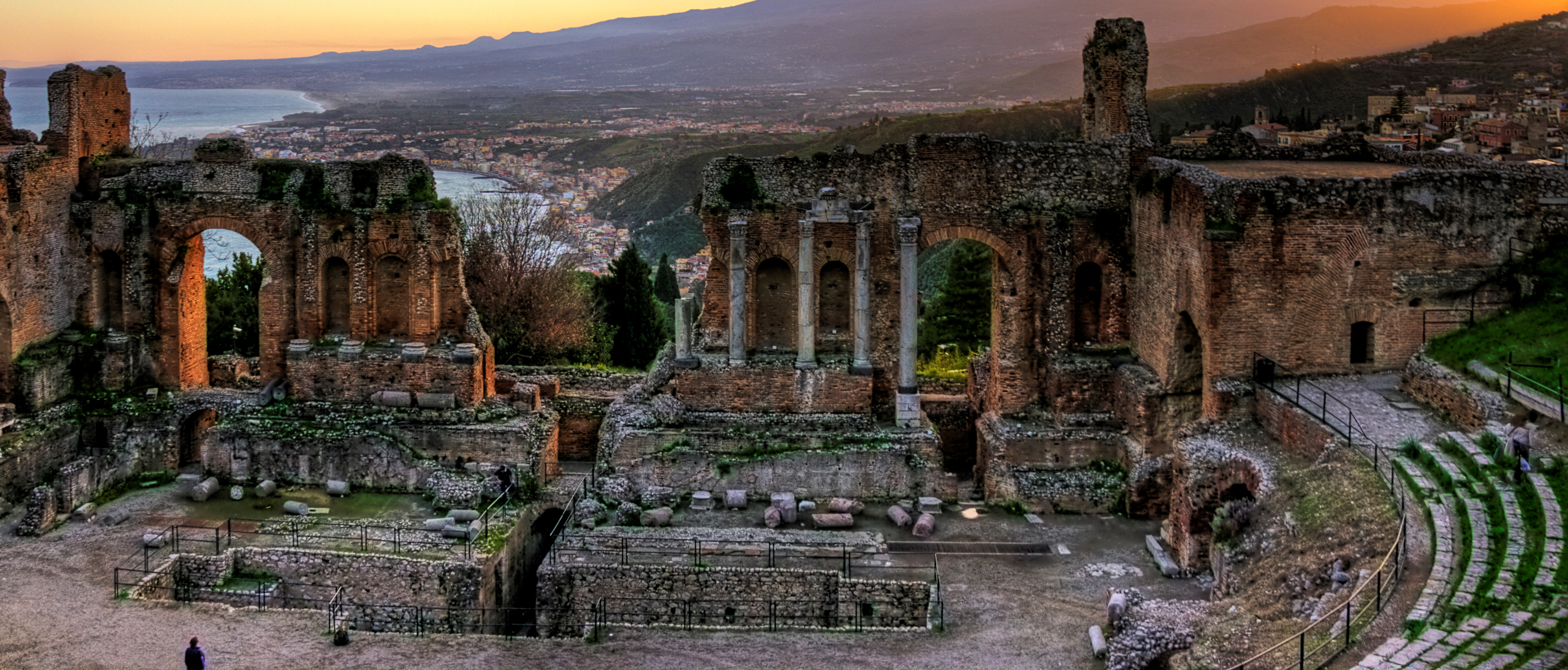 Taormina, Sicily, which will host this year's G7 summit. (Flickr/mariocutroneo)