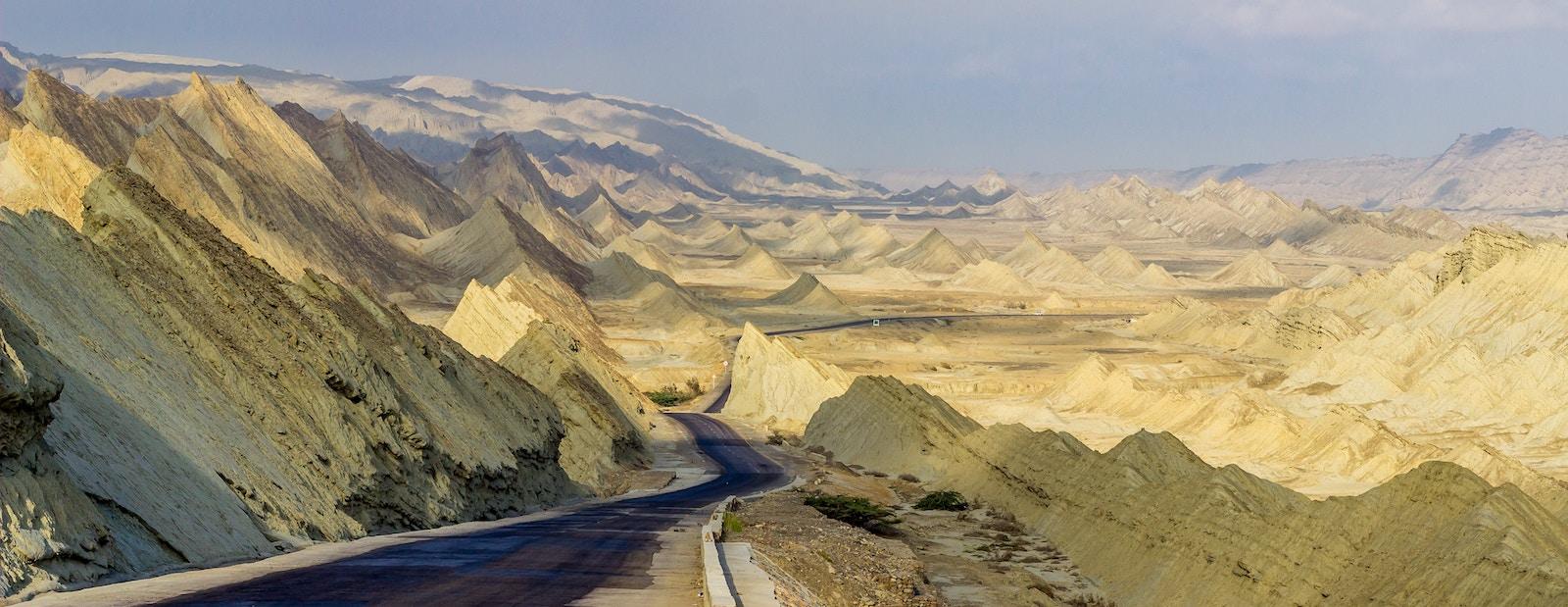Mountain pass in Pakistan (Photo: Traveller/ Unsplash)