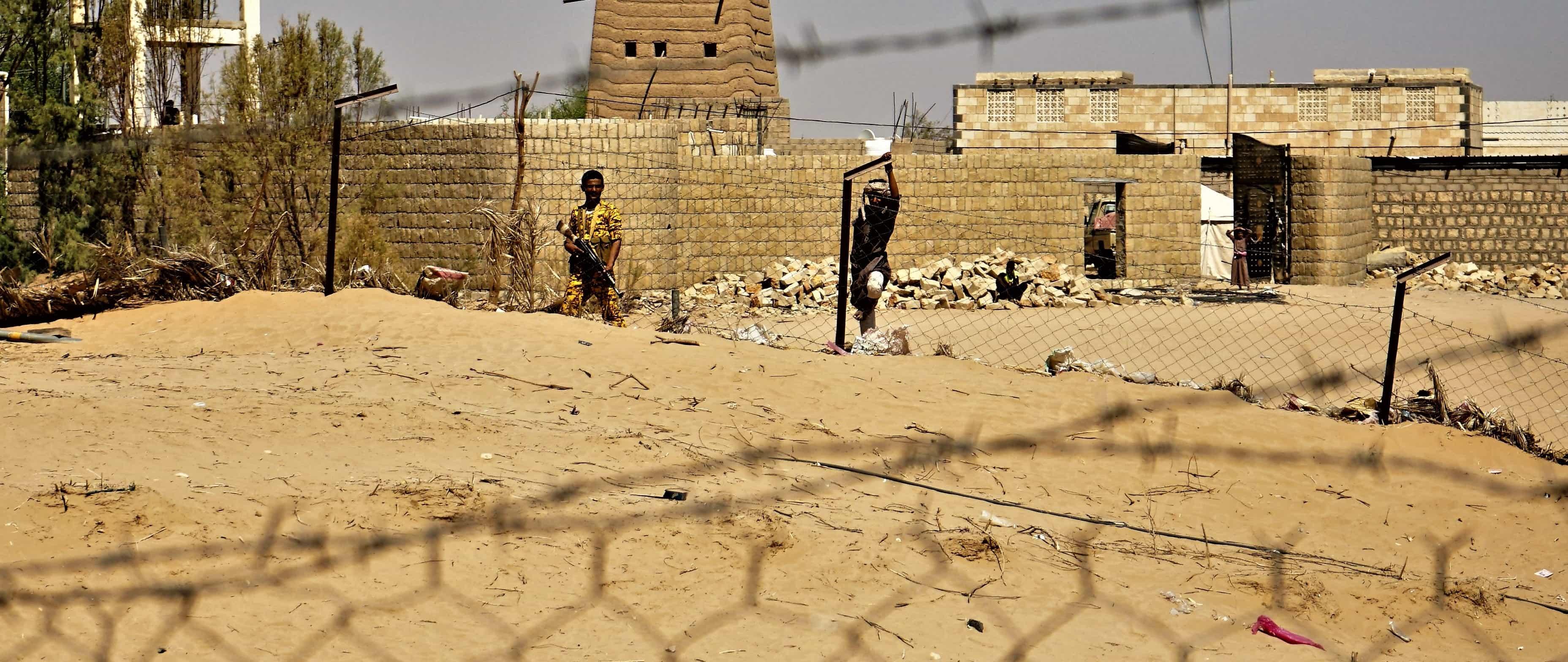 Photos: Alexander Harper, Sanaa Centre for Strategic Studies