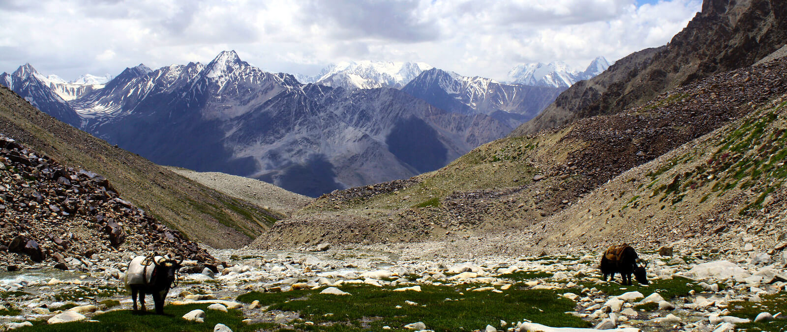 View over the Hindu Kush, Afghan Wakhan Corridor (Photo: mstravels/Flickr)